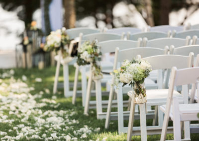 Summer Outdoor Ceremony - James Stokes Photography